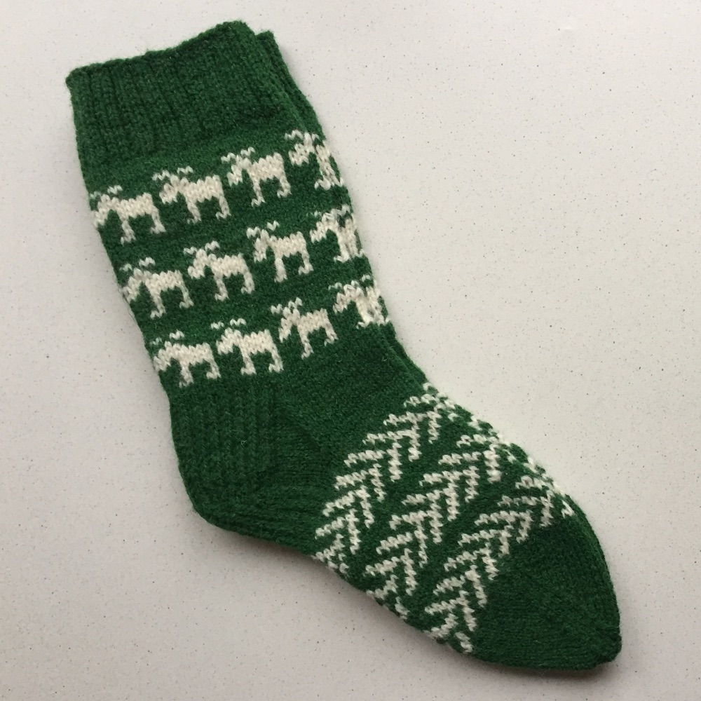 Vyriškos vilnonės kojinės #445